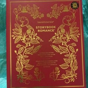 Bare Minerals Storybook Romance Set New! 16 pieces